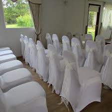 white chair covers white chair covers with white sash chair covers ideas