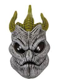 Lizard Halloween Costume Silurian Eva Mask