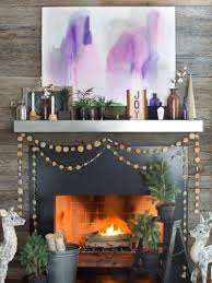 eye candy 10 unique holiday mantel ideas curbly