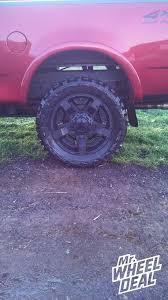 20 9 u2033 xd rockstar ii black wheels with 33 12 50 20 federal