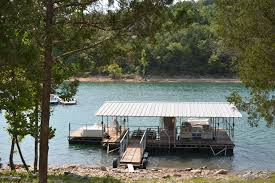 table rock lake house rentals with boat dock boat dock right behind the cabin boat slip available for your use