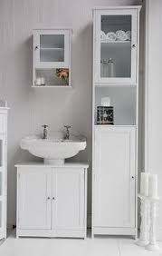Free Standing Bathroom Shelves Free Standing Bathroom Storage House Decorations