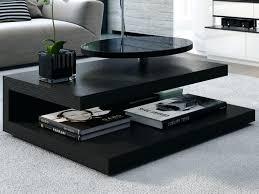 Black Modern Coffee Table Modern Black Coffee Table Black Modern Coffee Table Unique Black