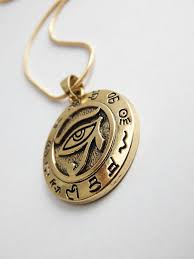54 eye of ra necklace eye of horus necklace eye of ra necklace by