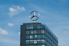 siege social mercedes mercedes headquarter editorial stock photo image of italy
