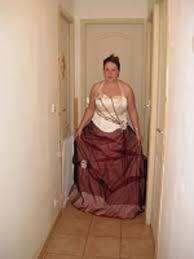 robes de mari e bordeaux robe de mariée blanc cassé et bordeaux vide dressing grande taille