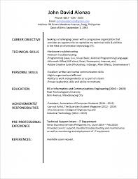 Architecture Student Resume Sample Resume Samples Software Architect
