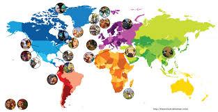 Code Geass World Map by Pixar U0026 Dreamworks Movie Location Maps