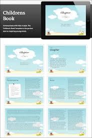 children u0027s book template thebridgesummit co