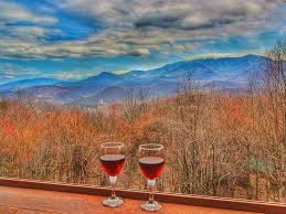 mt leconte view luxury 2 2 cabin 5 minutes homeaway chalet