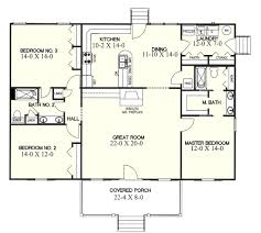 traditional style house plan 3 beds 2 50 baths 1700 sq ft fancy