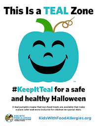 will you keepitteal this halloween kids with food allergies