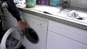 bosch max washing machine repair replacing the carbon brushes