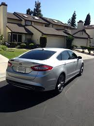 2014 Fusion Sport Ford Fusion Shark Fin Antenna U2013 Visual Garage Inc