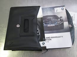 owner u0027s manual u0026 case bmw i8 i12 15 u2013 pacific motors