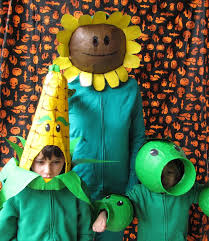 Plants Zombies Halloween Costume 19 Games Themed Parties Images Plants
