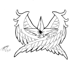 flying birds with stars tattoo sketches newtattoodesigns clip