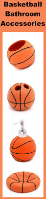 gifts for basketball fans basketball bathroom accessories 5 piece collection set review