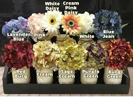 Green Kitchen Utensil Holder Mason Jar Wall Decor Sconce Flowers Optional Kitchen Utensil