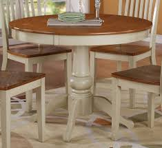 kitchen awesome round glass kitchen table dining table with