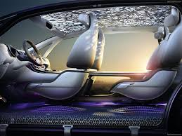 renault interior renault interior french paris car seat future glass purple
