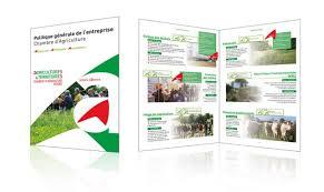 chambre agriculture vendee edition brochure plaquette graphiste vendée graphiste 85