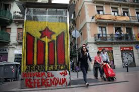 spain catalonia head for showdown over independence vote
