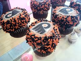 philadelphia flyers cupcakes visualizing