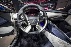 lexus lf sa concept car revealed lexus