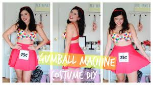 Gumball Costume Halloween Gumball Machine Costume Diy Easy U0026 Affordable
