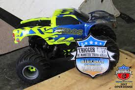 rc monster truck freestyle videos 2017 bigfoot 4 4 open house u2013 april 29 2017 trigger king rc
