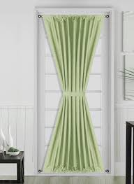 Heavy Insulated Curtains French Door Curtains For The Impressive Door Curtains Double