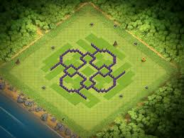 best town hall 7 base design for december 2016 clash for dummies
