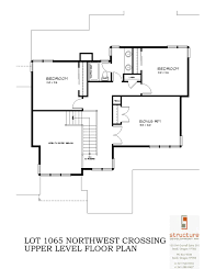 Level Floor by Northwest Crossing Lot 1065 Structure Development Nw