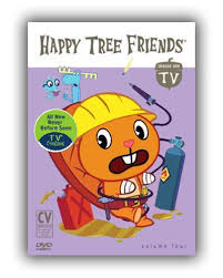 happy tree friends dvd news announcement for happy tree friends