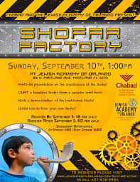 kids shofar kids shofar factory chabad of altamonte springs