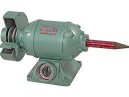 Bench Buffing Machine Electric Motor Grinder Polisher Manufacturer From Rajkot
