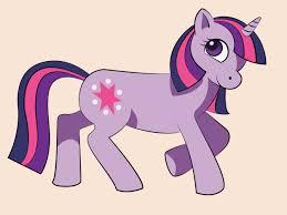 4 ways to draw my little ponies wikihow
