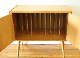 antique record album cabinet mid century modern record cabinet picked vintage