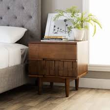 mid century nightstands u0026 bedside tables for less overstock com