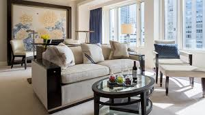 living room chicago chicago hotel suites junior suite the peninsula chicago