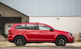 Dodge Journey Cargo Space - 2018 dodge journey in depth model review car and driver