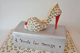 birthday cakes new jersey leopard shoe and box custom cakes