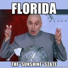 Florida Rain Meme - 31 ways it really truly sucks to live in florida in the summer