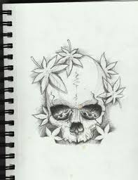 skull tattoo design by frosttattoo on deviantart