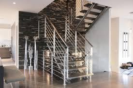 Stainless Steel Stairs Design Aviation Modern Stairs Battig Design