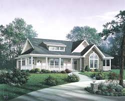 house plans with porches house plan 87811 at familyhomeplans com entrancing family home
