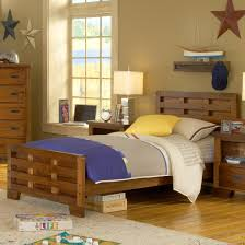American Woodcrafters Twin Bed Headboard U0026 Footboard Bed By American Woodcrafters Wolf