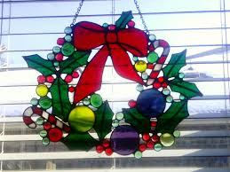 ornaments stained glass ornaments stained