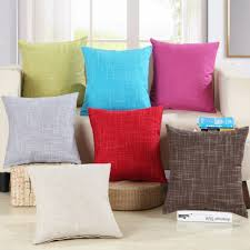 colorful pillows for sofa popular decorative pillows red buy cheap decorative pillows red